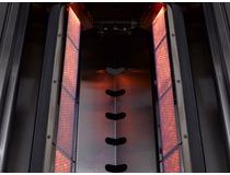 Plynový gril s infračervenými hořáky CROSSRAY 4B