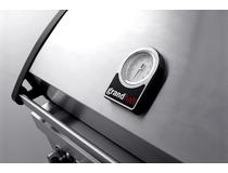 Plynový gril GrandHall ELITE G4 se zadním a bočním infrahořákem