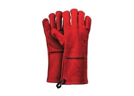 Kožené grilovací rukavice Feuermeister BBQ Premium (pár)